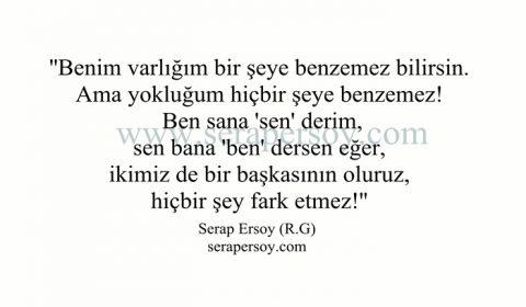 Serap Ersoy - Sen Ben (serapersoy.com)