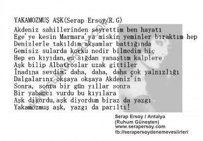 www.serapersoy.com ''Yakamozmuş Aşk'' Serap Ersoy (Ruhum Güneşten)