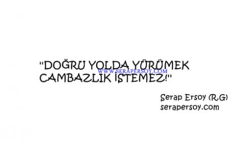 Serap Ersoy - Cambazlık İstemez (serapersoy.com)