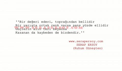 serapersoy.com-Bir Değerin Ederi (Serap Ersoy)