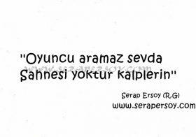 SAHNESİ YOKTUR KALPLERİN